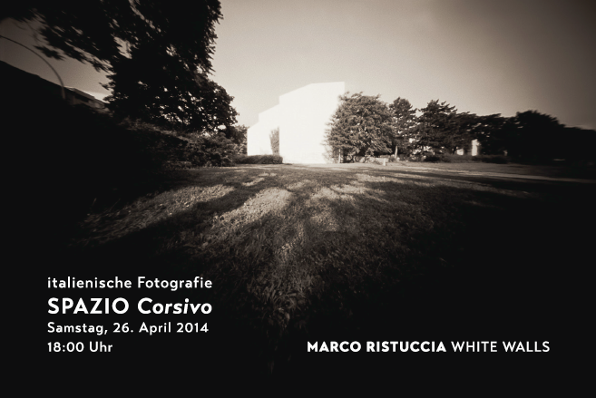 Exhibition White Walls - SPAZIO Corsivo""
