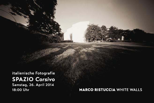 """Exhibition White Walls - SPAZIO Corsivo"""""""