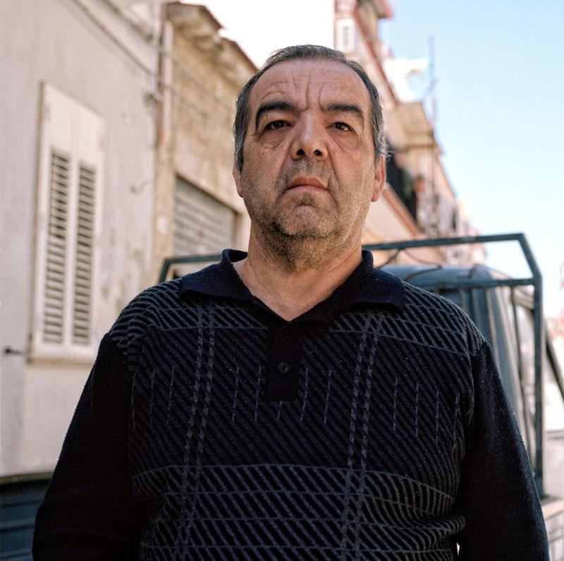 Piaggio Ape TM - Giuseppe Roccaro - Trasportatore