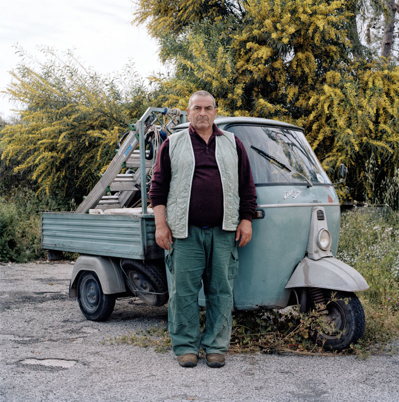 Piaggio Ape 501 - Salvatore Diamante - Gardener