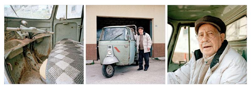 Piaggio Ape 500 MP - Giuseppe Musso - Plowman