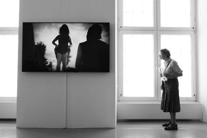 "Photo: ""People vs Art 1-0"" #01 - © Marco Ristuccia"