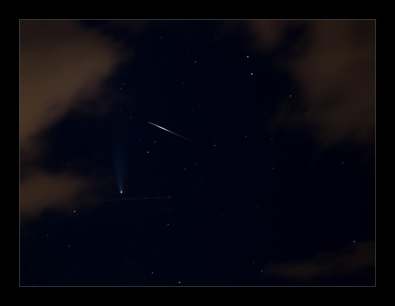 C/2020 F3 (NEOWISE) - © Marco Ristuccia